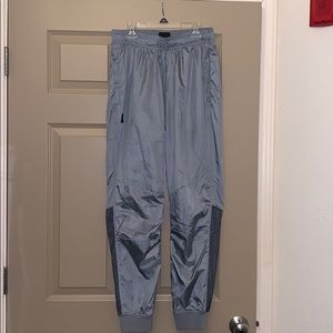 UNDER ARMOUR Reflective Pants (Silver/Gray) Size M